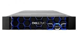 Dell EMC Unity 300 Hybrid Flash Storage