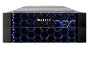 Dell EMC Unity 400 Hybrid Flash Storage Array