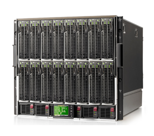 HP Blade Server: Integrity & ProLiant