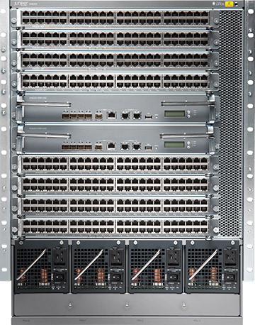 Juniper EX6200 Ethernet